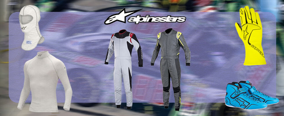 racing start pack alpinestars