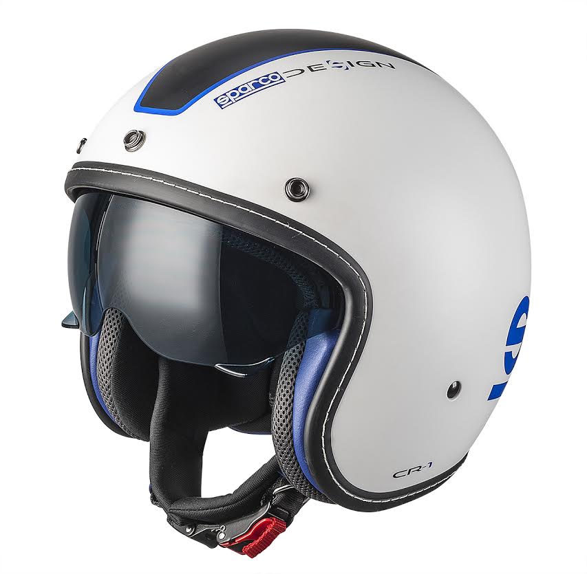 Casco Cafe Racer abs