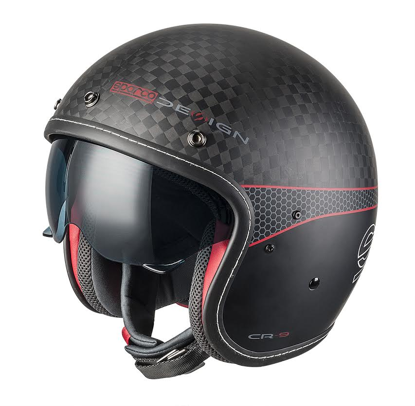 Casco Cafe Racer carbon