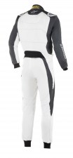 gp-race-suit bianco antracite rear